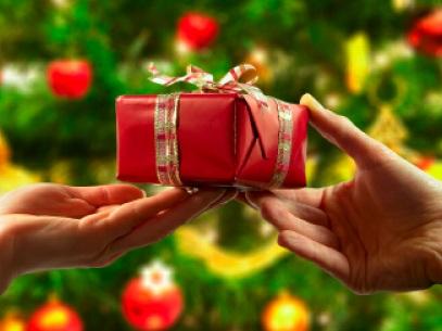 Тексты реклам новогодних подарков